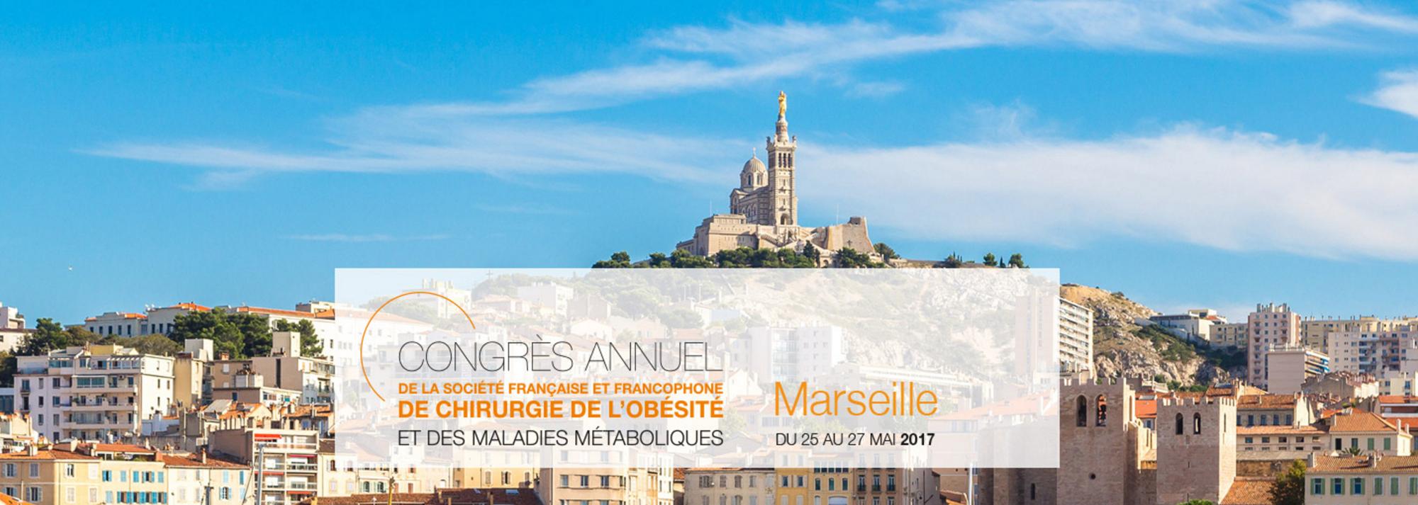 Congrès SOFFCO à Marseille autour de la chirurgie de l'obésité