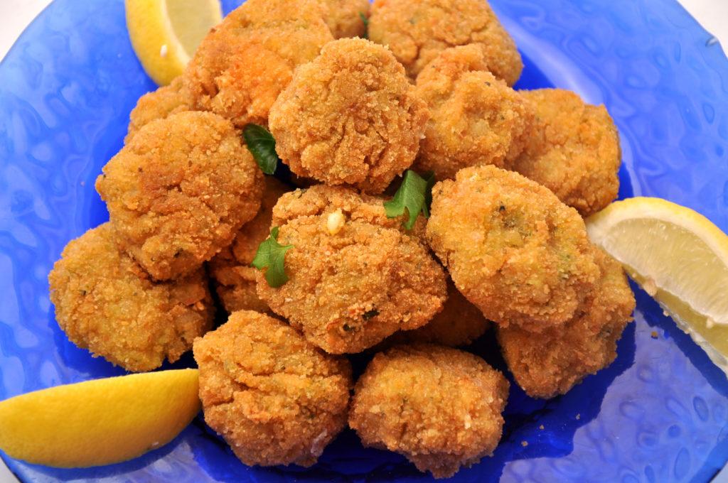 plat à base de légumes et poulet