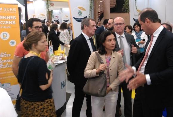 Delphine Geny-stephann ajointe ministre économie