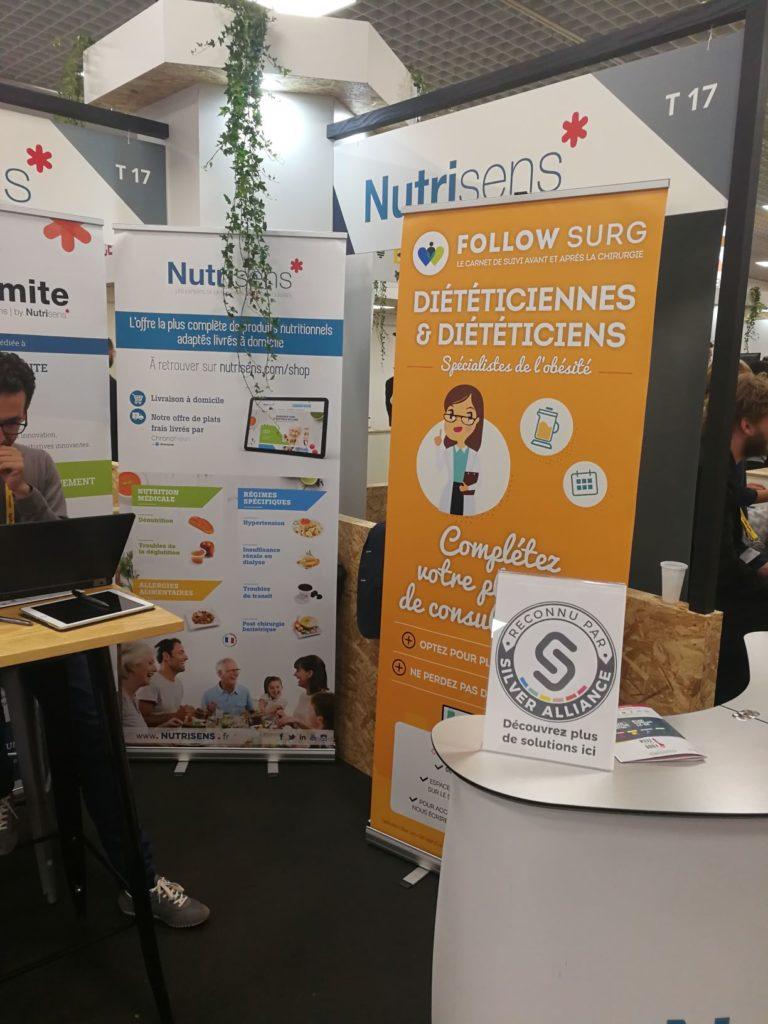 photo du stand follow surg