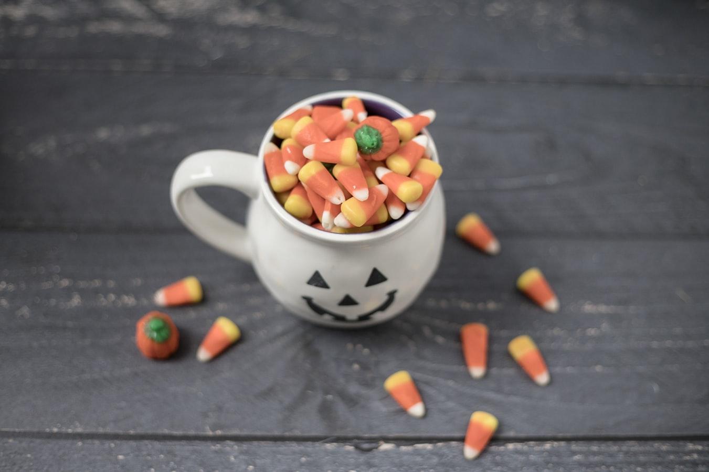 bonbons halloween