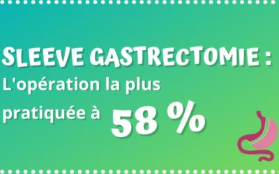 Sleeve gastrectomie : l'opération la plus pratiquée, pourquoi ?