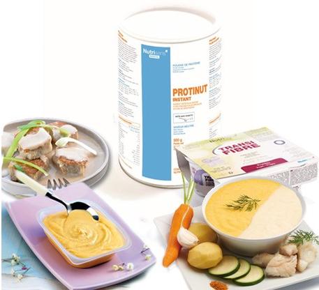 protocole alimentaire nutrisens