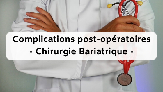 banniere complication chirurgie bariatrique