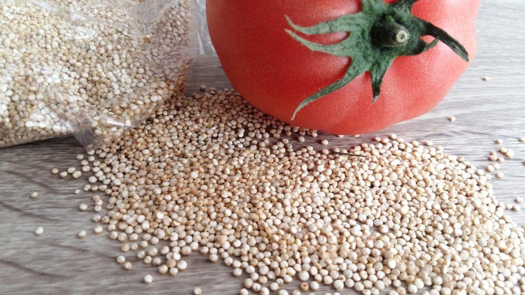 Quinoa : bienfaits, conseils, recette Follow sur