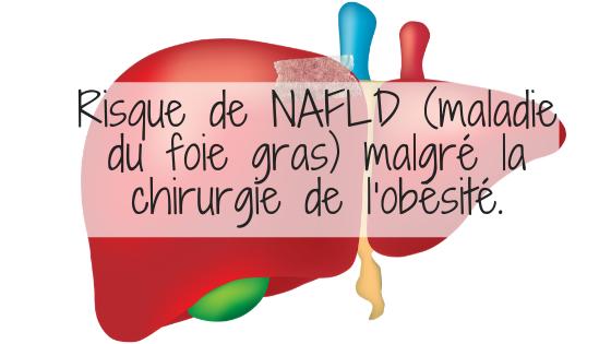 maladie du foie gras et obésité