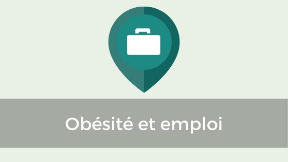 obésité et emploi