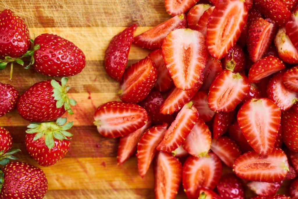 fraises bienfait conseil recette